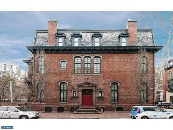 Delancey Mansion